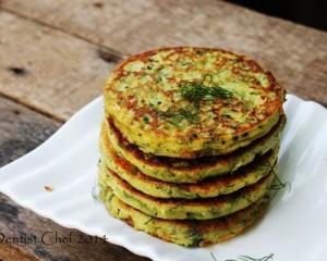 Pancake shiitaké sarrasin